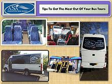 Tips To Get The Most Out Of Your Bus Tours