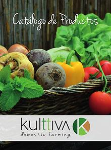 Catálogo de Productos Kulttiva