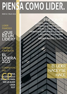 REVISTA DE LIDERASGO CIDPO 01