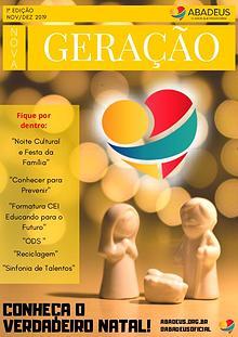 Revista Nova Geração 1ª Edição