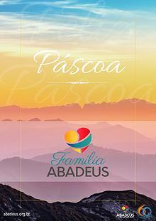 Feliz Páscoa - ABADEUS