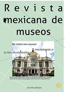 Revista mexicana de museos