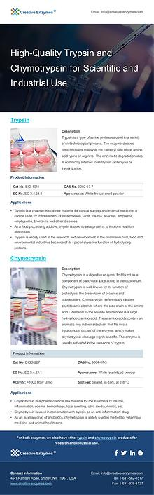 Creative Enzymes product