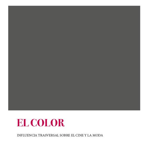 El Color. El Color Final