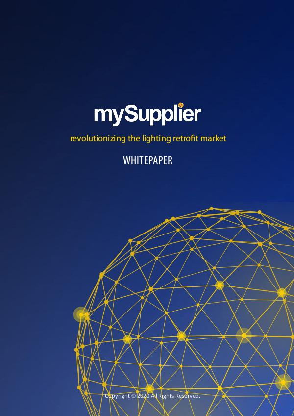 Industry Whitepapers Revolutionizing the Lighting Retrofit Process by m