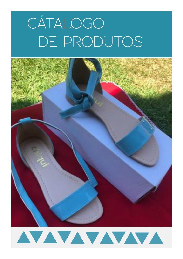 Catalogo de Produtos AY&A 1