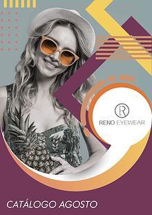 Reno Eyewear Catálogo 2019