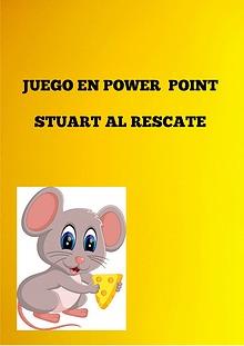JUEGO EN POWER POINT
