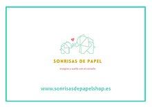 CATÁLOGO PRODUCTO - SONRISAS DE PAPEL