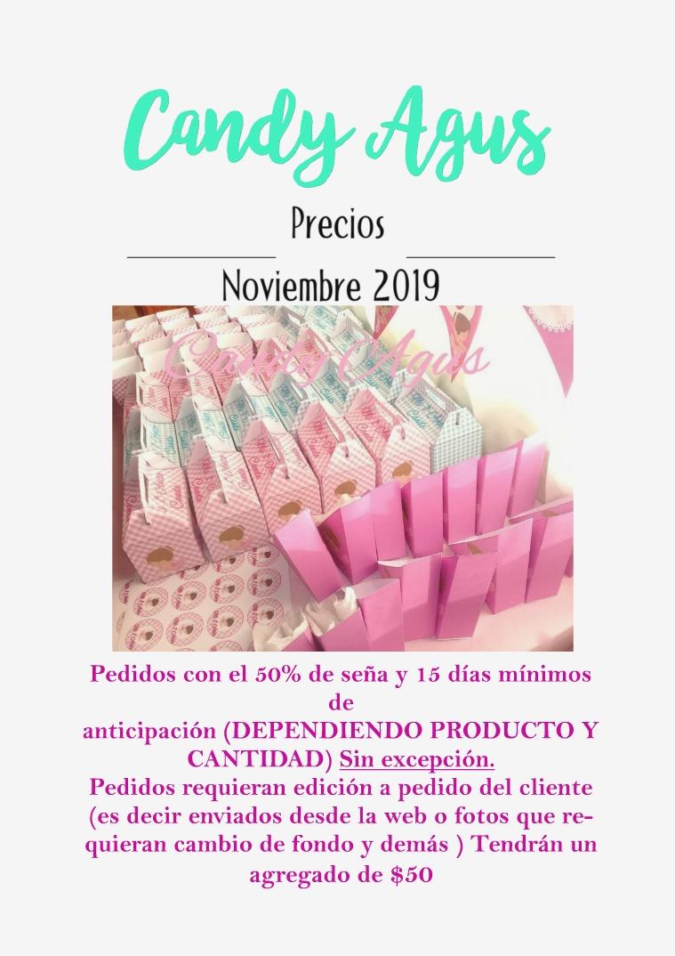 Catalogo Noviembre 2019 Candy Agus Candy Agus Catalogo