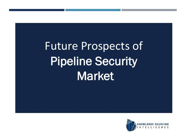 Knowledge Sourcing Intelligence Pipeline Security Market