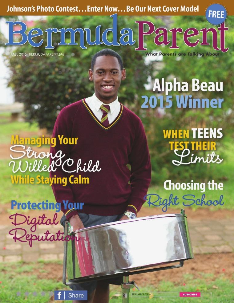 Bermuda Parent Bermuda Parent Fall 2015