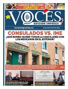 VOCES Edición Impresa