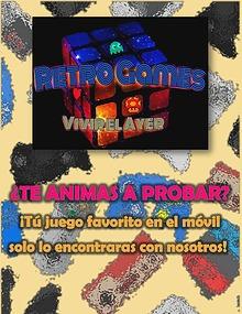 RetroGames Catalogo de Fin de Año