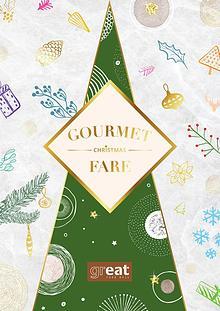 2019 Great Food Hall Xmas Catalogue