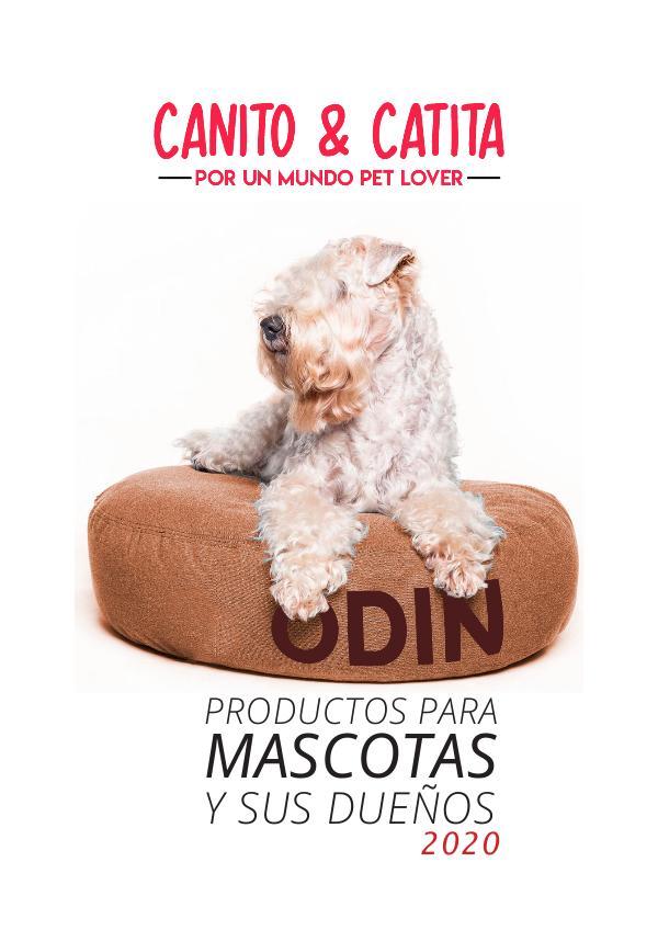 Canito & Catita - Catálogo Catálogo