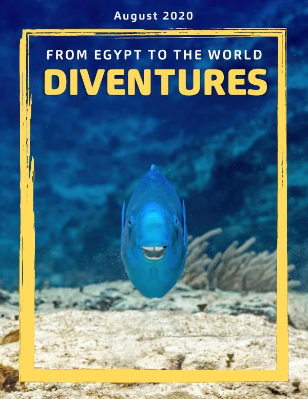 Diventures Magazine | English Edition August 2020