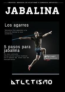 Lanzamiento de Jabalinas atletismo