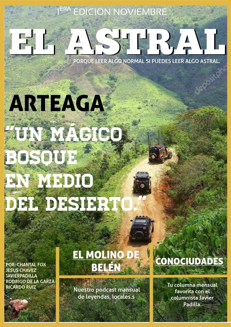 revista ARTEAGA