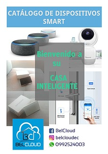 CATÁLOGO DE DISPOSITIVOS SMART