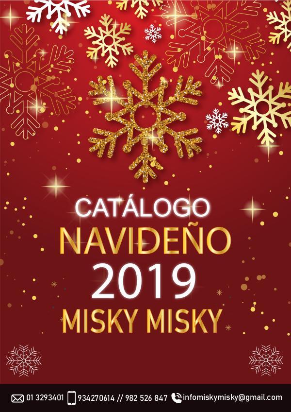 Catalogo navideño Catalogo navideño