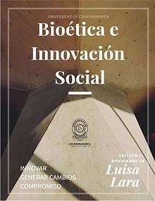 Bioetica e Innovación Social