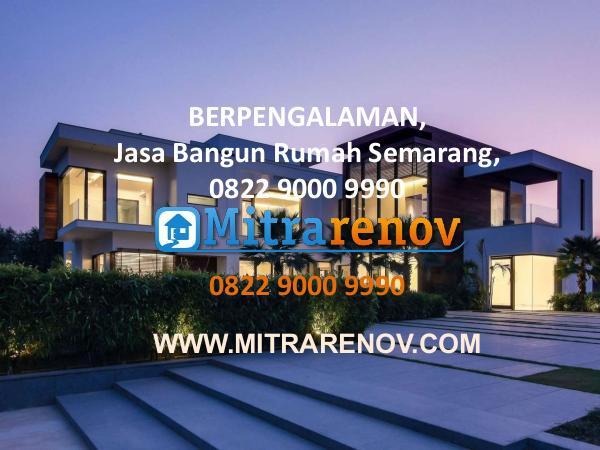 0822 9000 9990,  BERGARANSI,Jasa Arsitek Rumah Semarang Jasa Bangun Rumah Semarang