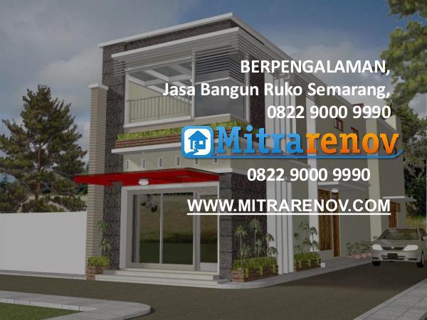 0822 9000 9990,  BERGARANSI,Jasa Arsitek Rumah Semarang Jasa Bangun Ruko Semarang