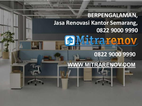 0822 9000 9990,  BERGARANSI,Jasa Arsitek Rumah Semarang Jasa Renovasi Kantor Semarang