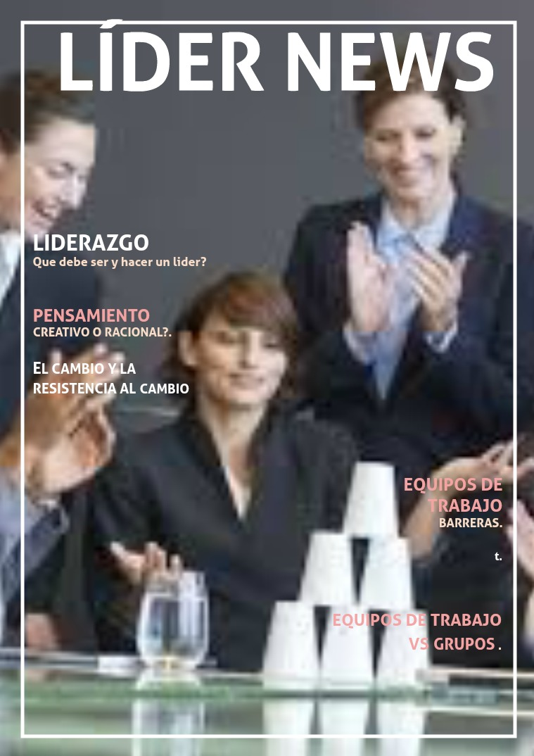 Revista Digital Liderazgo Yorsely Angarita VOLUMEN I