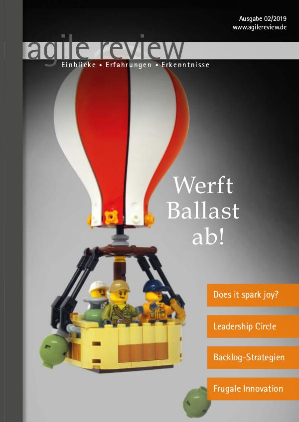 agile review Werft Ballast ab! (2019/2)