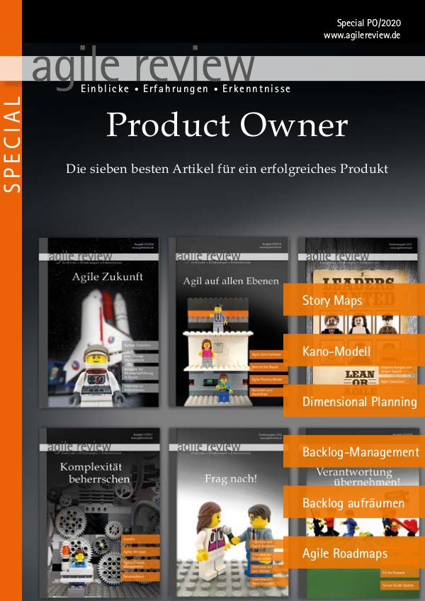 Product Owner Dossier (2020/PO)