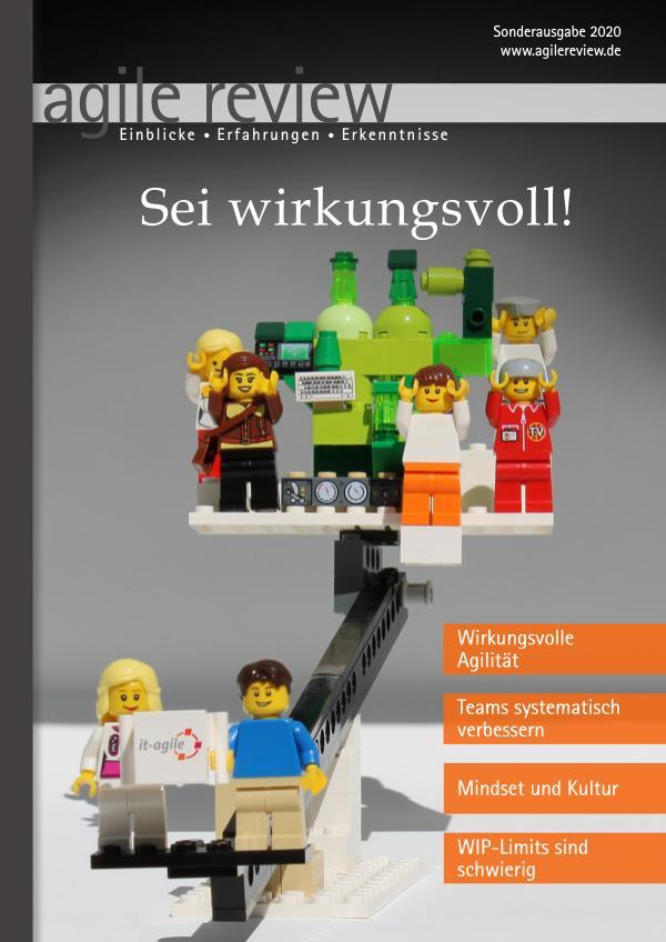 Editorial & Inhalt Sei wirkungsvoll! (2020/S)