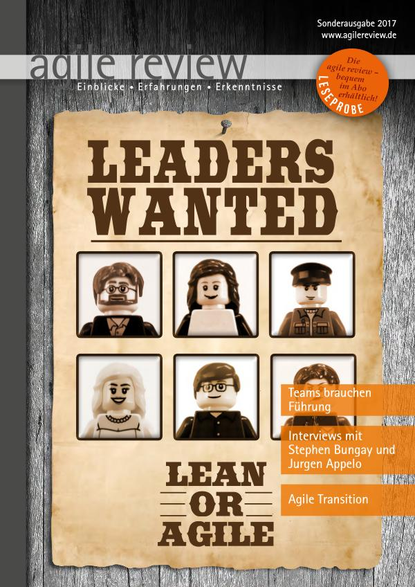 Leaders Wanted (2017/S)