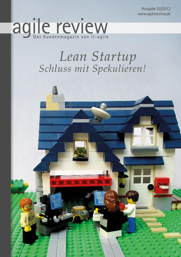 agile review Leseprobe Lean Startup (2012/2)