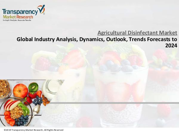 Global Analysis of Agricultural Disinfectant Market- Presentation Str Agricultural Disinfectant Market