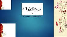 alba's phonology album