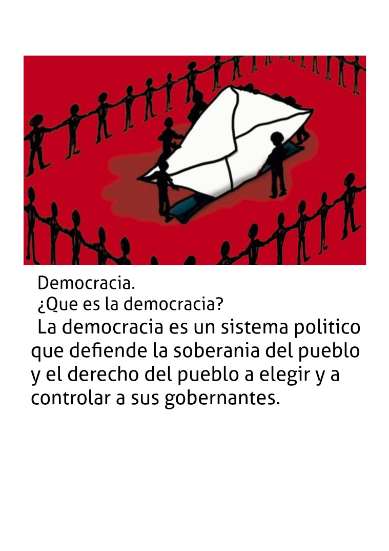 Democracia. Constitución nacional y derechos humanos,