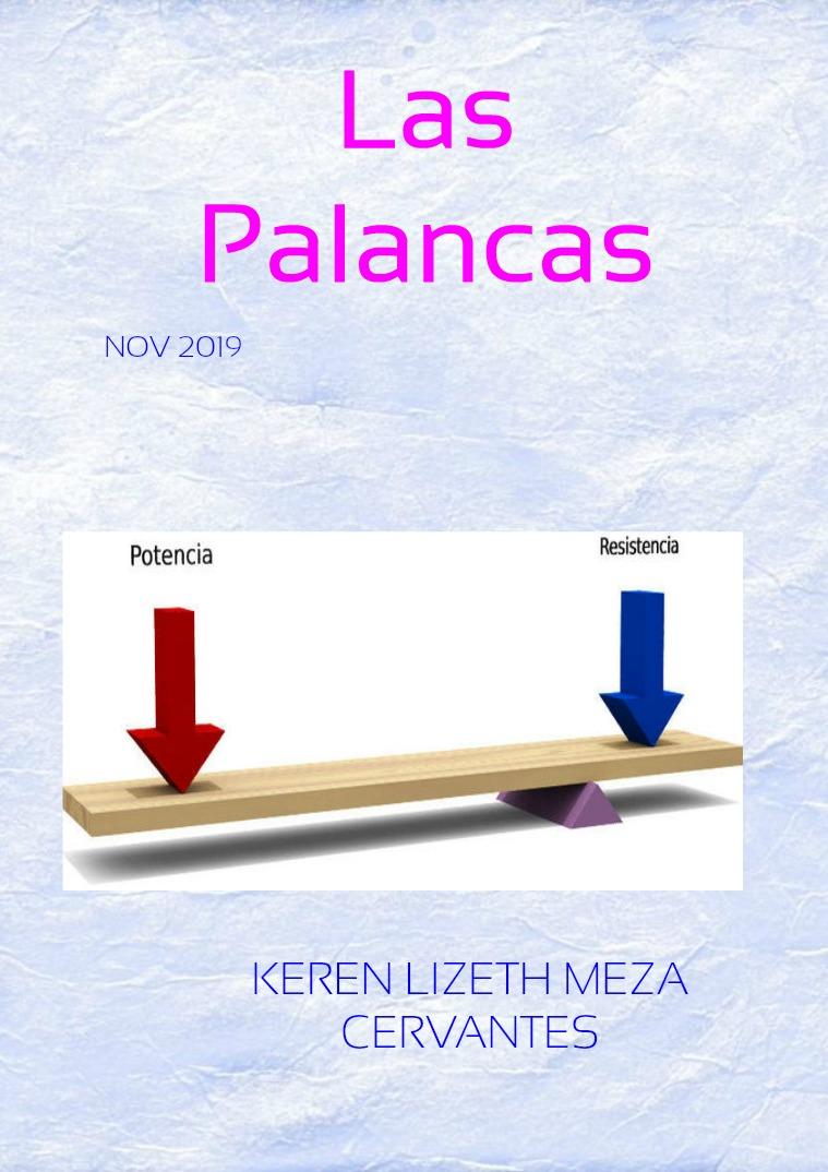LAS PALANCAS Vol. 1