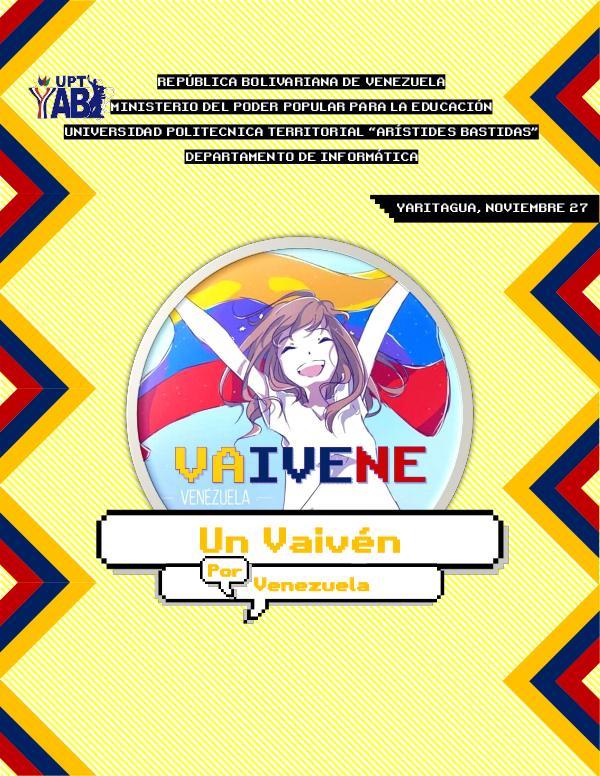 Revista Completa - VAIVENE- Revista Completa -VAIVENE-