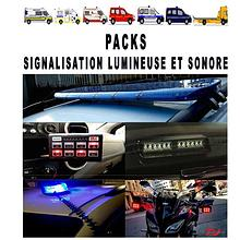 PACKS SIGNALISATION VÉHICULES TJ EQUIPEMENTS 2020