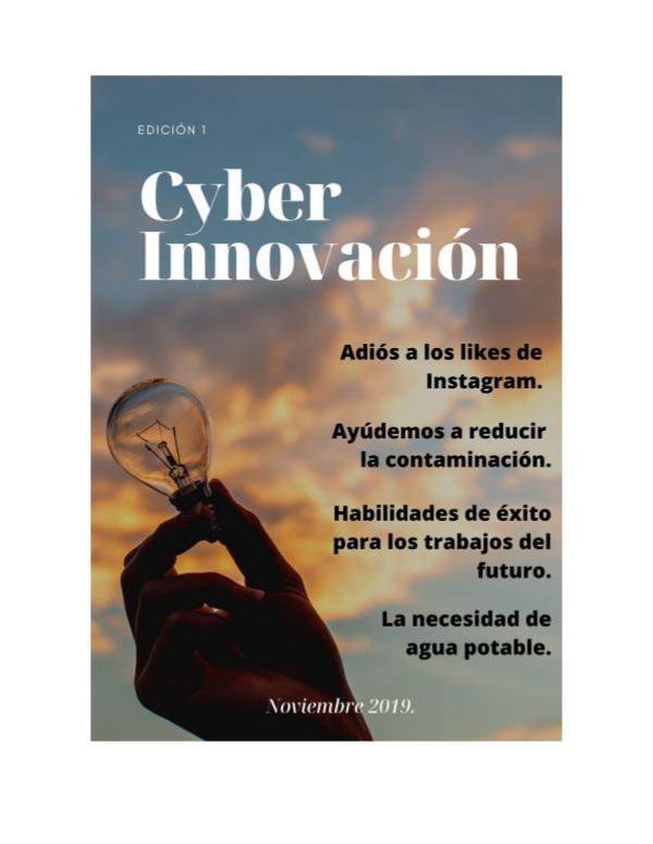 Cyber Innovación Revista CyberInnovacion