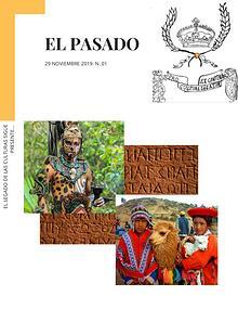Revista de Español: EL PASADO