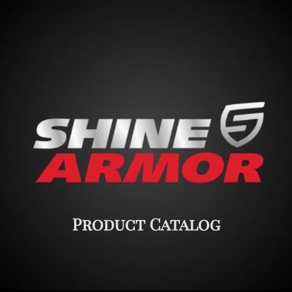 Shine Armor 2020 Catalog SA Catalog