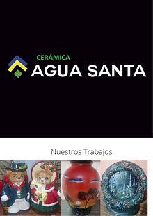 Catalogo Cerámica Agua Santa