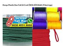 Harga Plastik Dan Tali Id Card O8384O3I8668[wa]