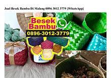 Jual Besek Bambu Di Malang O8963O123779[wa]