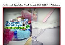 Jual Souvenir Pernikahan Murah Sidoarjo Ô8384Ô612744[wa]