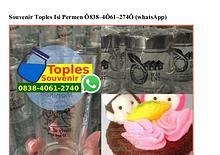 Souvenir Toples Isi Permen 0838 406I 2740[wa]