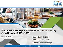 Phospholipase Enzyme Market to Witness a Pronounce Growth During 2019